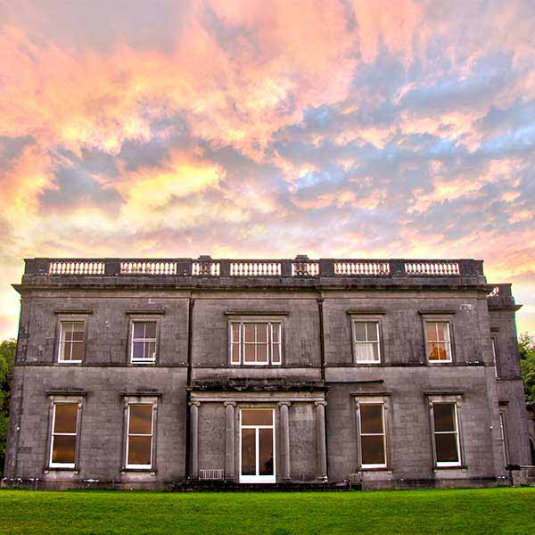 Welcome to Temple House Perfect destination...a Luxury Irish Manor in Co Sligo
